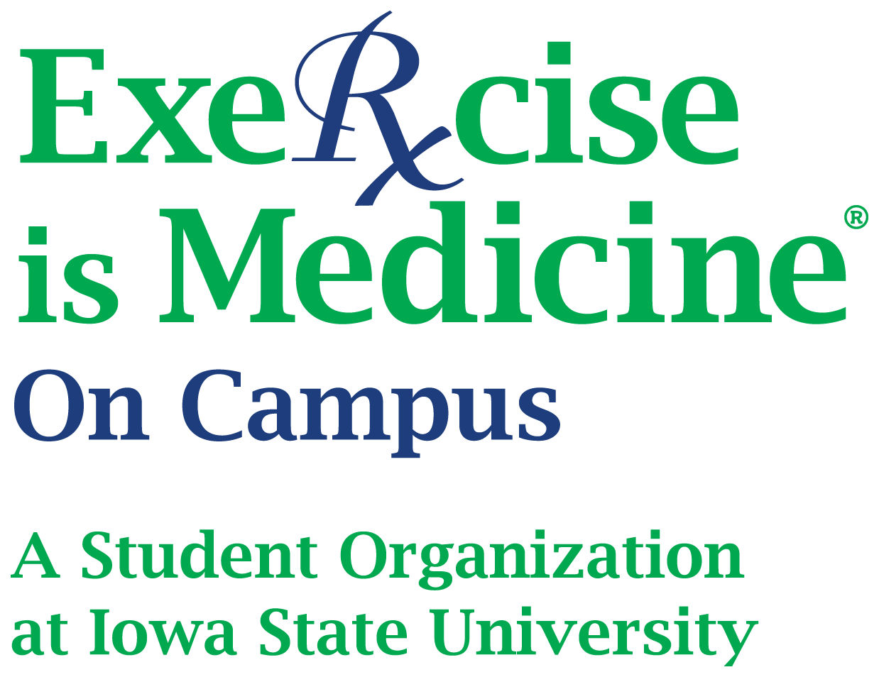 Exercise is Medicine On Campus Header