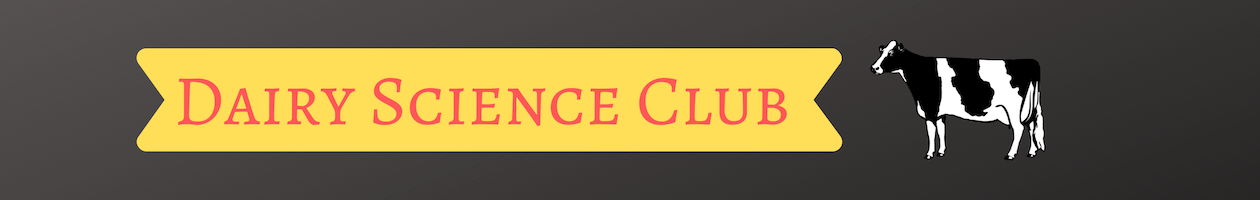 Dairy Science Club Header