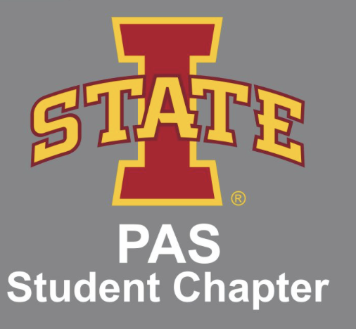 PAS Student Chapter Header