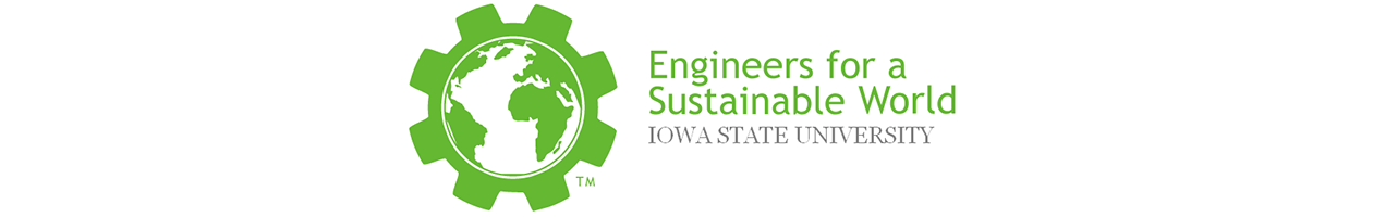 Engineers for a Sustainable World Header