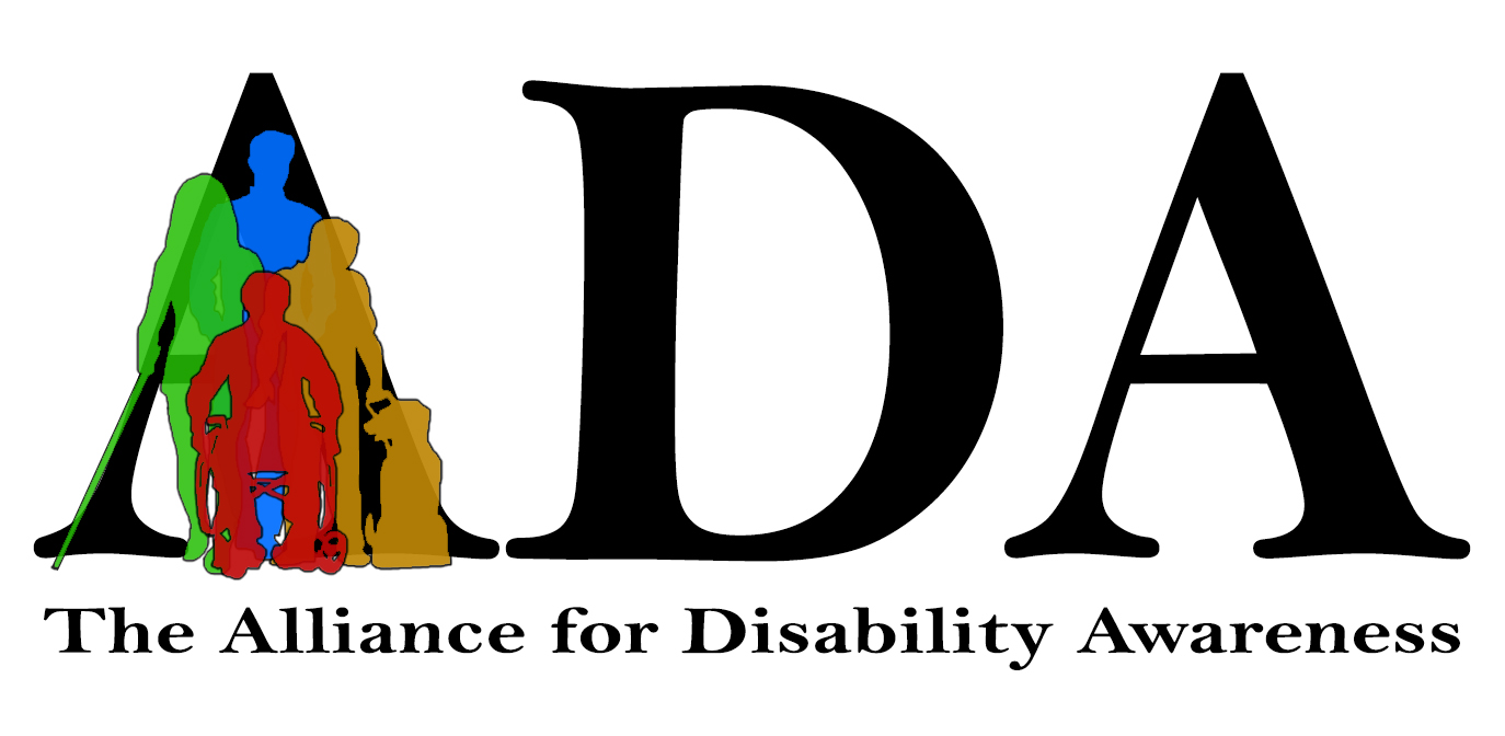Alliance for Disability Awareness Header